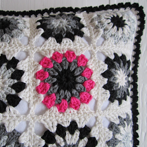 Flower Square Tutorial V