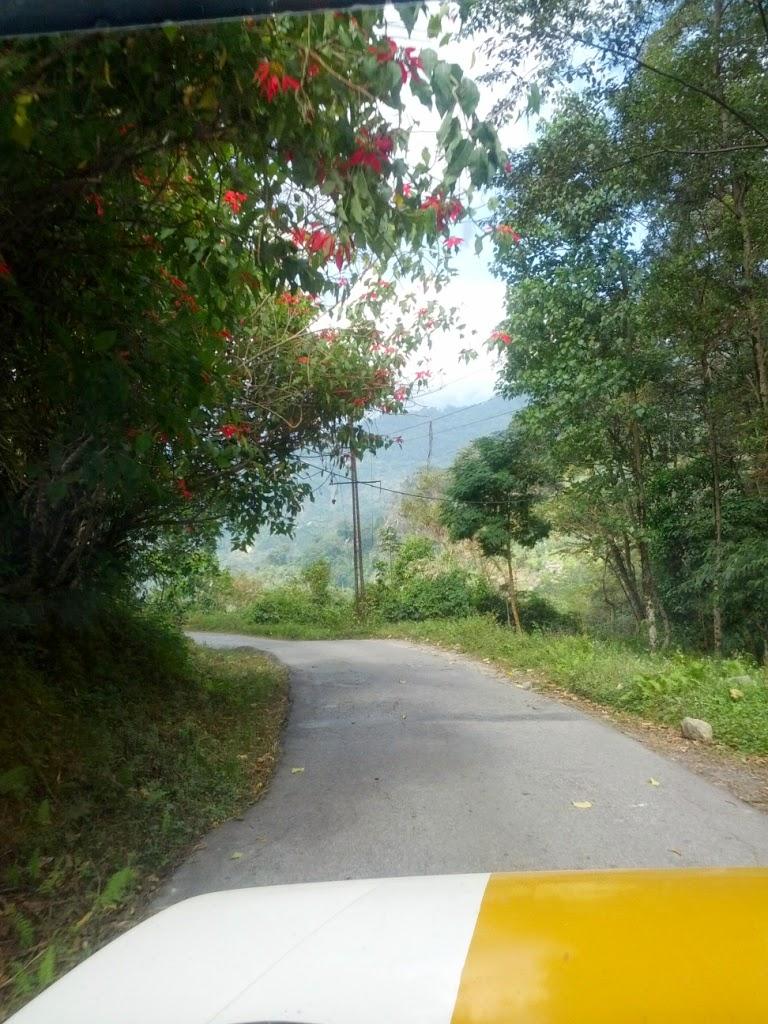 Roads to Lachen