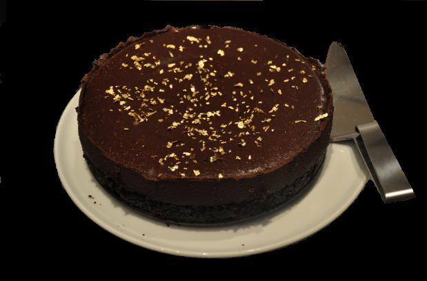 At Leve For At Spise Amerikansk Chokoladebanankage
