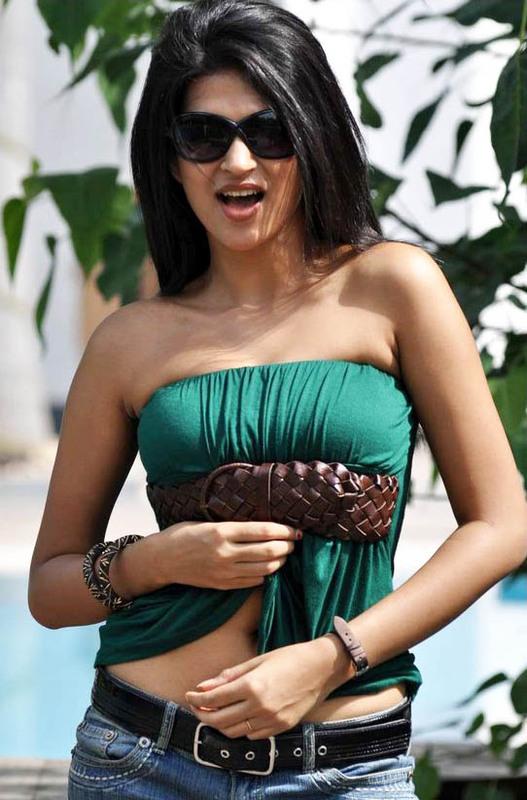 Shraddha Das Bikini Photos