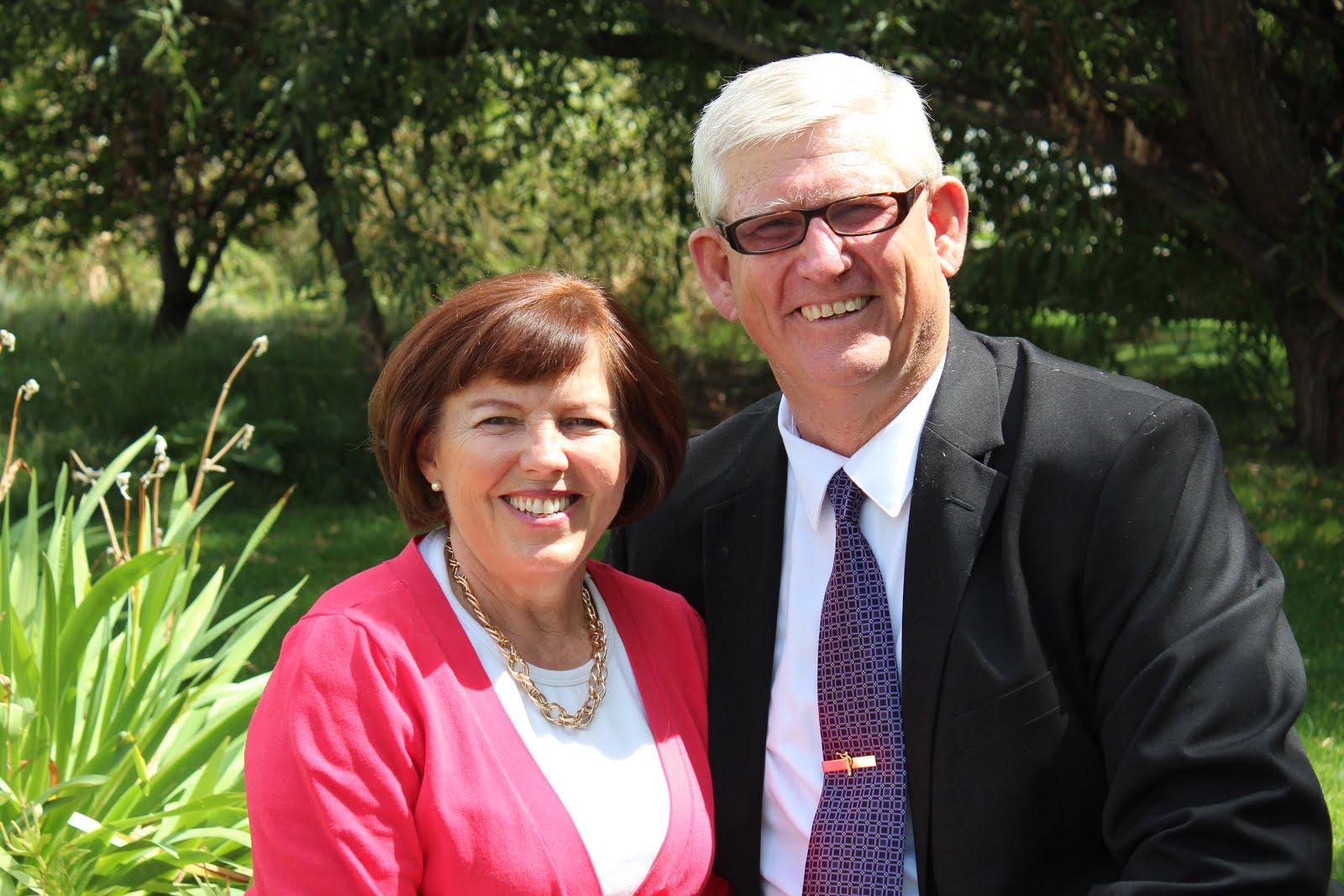 Elder & Sister Iverson