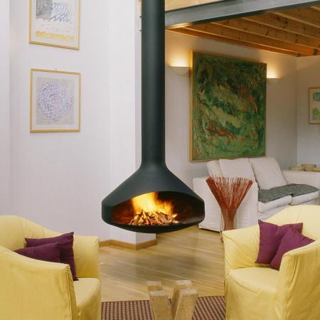 Decorando dormitorios dise os de chimeneas para el hogar - Diseno chimeneas modernas ...