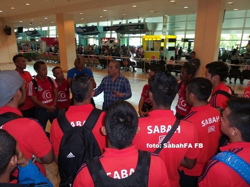 4 Pemain Utama Cedera Sarawak FA vs Sabah FA