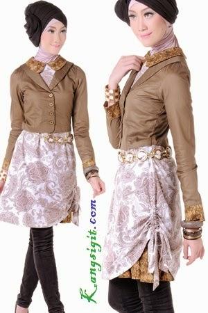 Baju Trend Wanita Muslim 2
