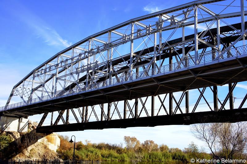 Ocean-to-Ocean Highway Bridge Yuma Arizona