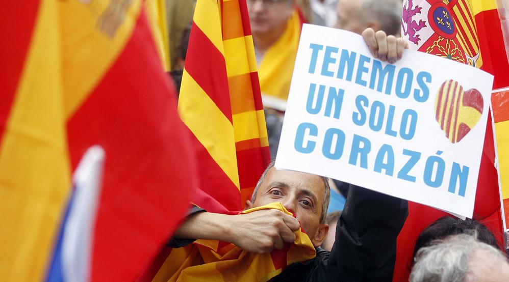 ===Una, Grande y Libre=== Catalunya-Espa%C3%B1a+1