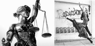 Justiça, subversão