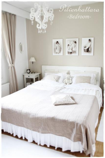 Un dormitorio para so ar decorar tu casa es - Pintura color vison ...