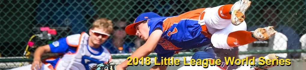Little League Baseball World Series News