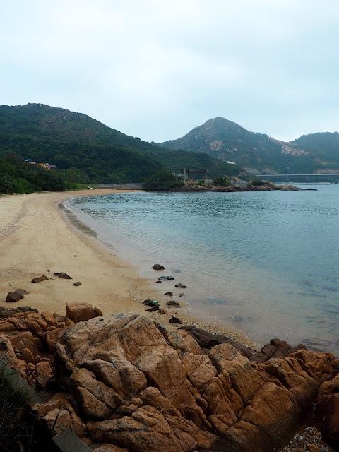 Beach near Sok Kwu Wan, Lamma Island, Hong Kong