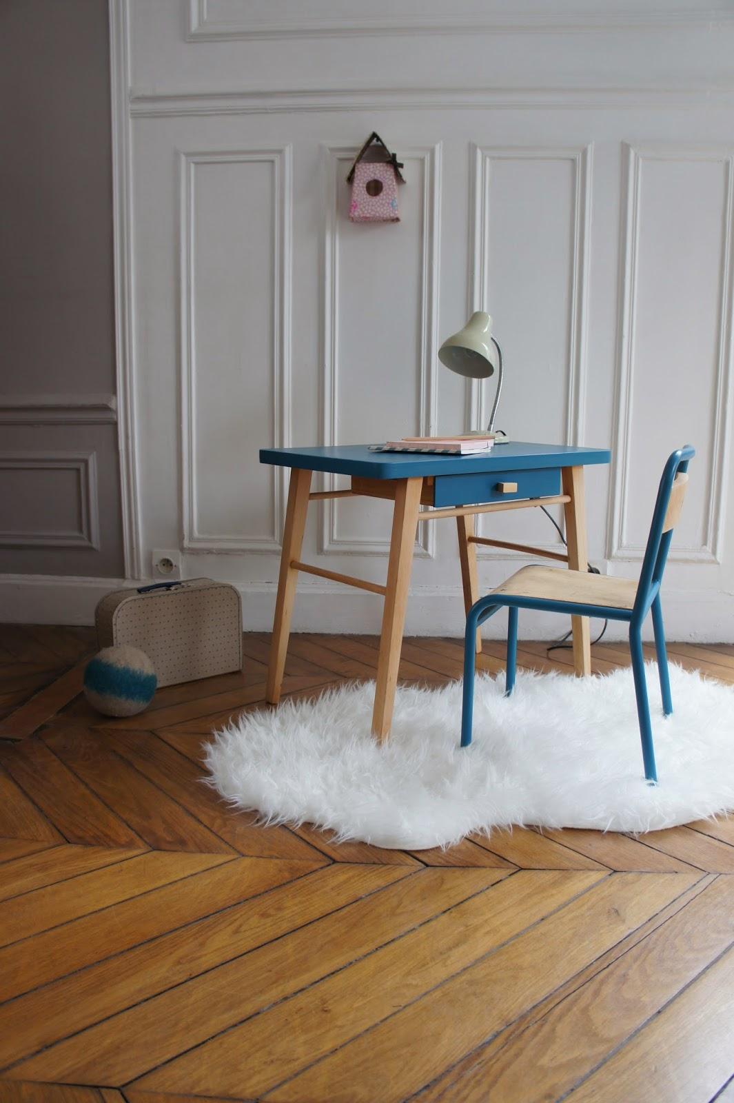 Atelier Petit Toit: L\'ensemble bureau Baumann et chaise Stella d ...