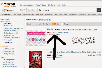 Kindle Subscription   The M House