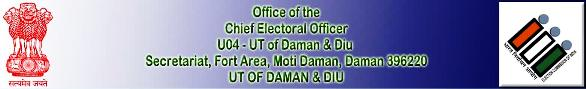 Ceo Daman and Diu New Voter Registration Forms