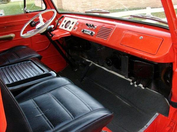 Based On The Compact Ford Falcon Drive Train First Econoline Was Intended To Compete With Chevrolet Greenbrier And Volkswagen Type 2