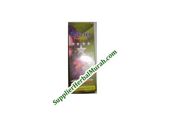 Minyak Herbal Penyubur Rambut Heifa Oil 165 ml
