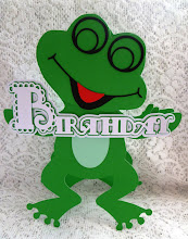 Frog Birthday