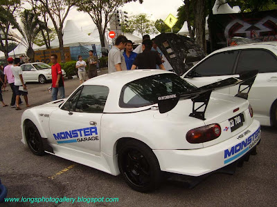 Mazda MX5 GT Widebody