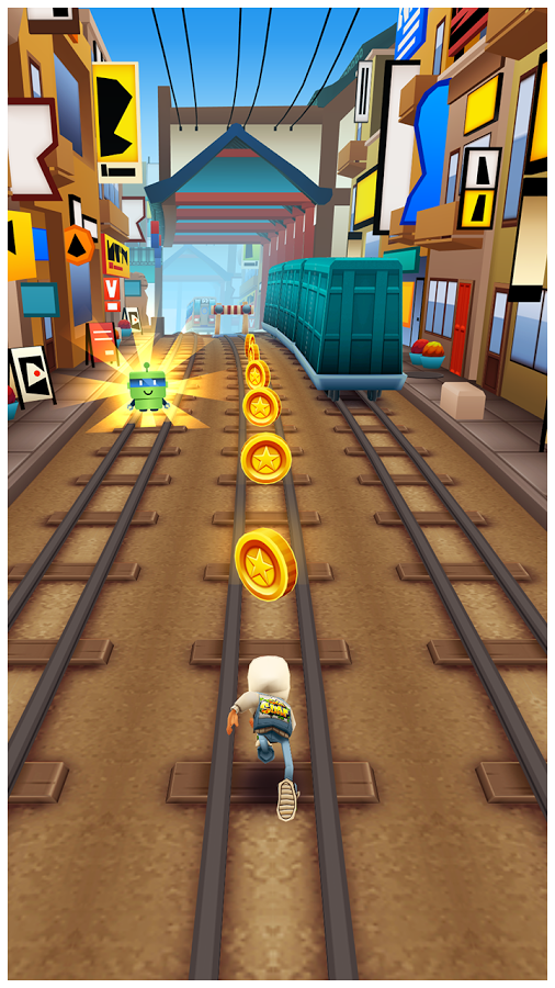 Subway Surfers Seoul android