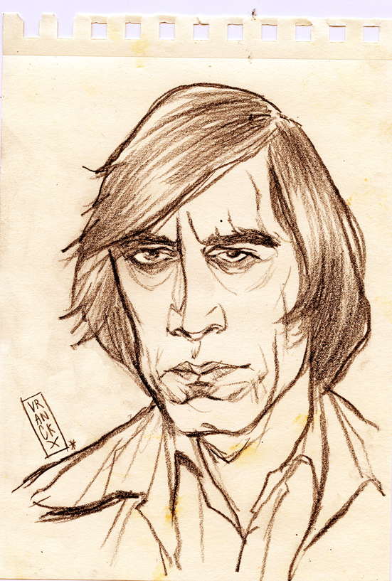 anton chigurh Find great deals on ebay for anton chigurh and no country for old men shop with confidence.