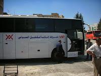 Jordan to Syria