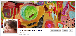 Find little smARTy's on FB