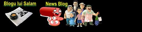 Blogu lui Salam te tine la curent cu noutatile care apar pe internet