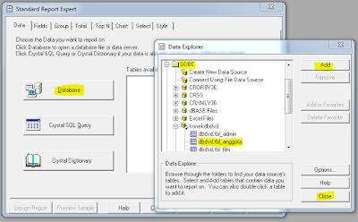 Membuat Laporan Anggota Aplikasi Rental DVD VB 6.0 MySQL