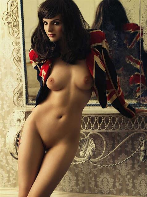 De Burlesco Na Edi O Setembro Da Playboy Americana