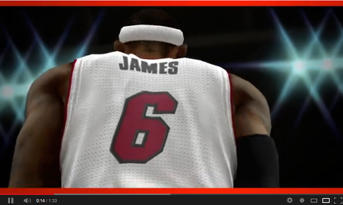 NBA 2k14 Official Trailer (Current Gen)