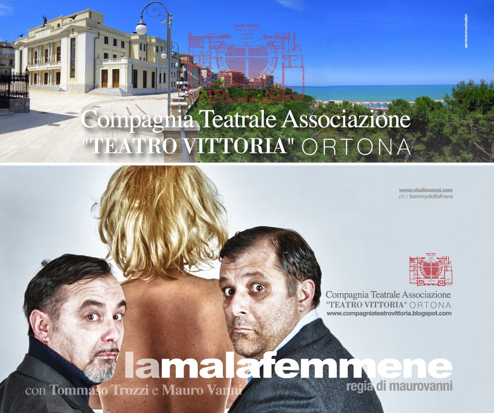 """Compagnia Teatrale """"TEATRO VITTORIA"""" - Ortona"""
