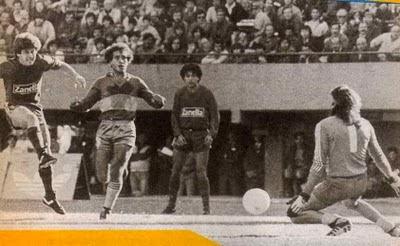 Boca Juniors, arqueros, Gatti, La de dios