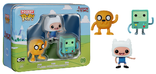 Aventure Time Pocket Pop!