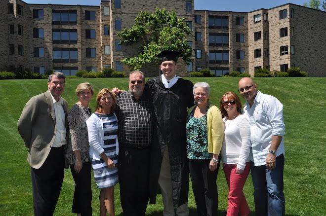 Tim's Graduation