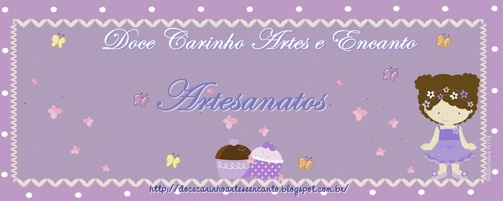 DOCE CARINHO ARTES E ENCANTO