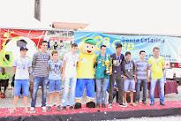 3º lugar!!!  22ª Santa Catarina Cup