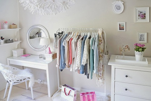 Kamer inspiratie for Chambre we heart it