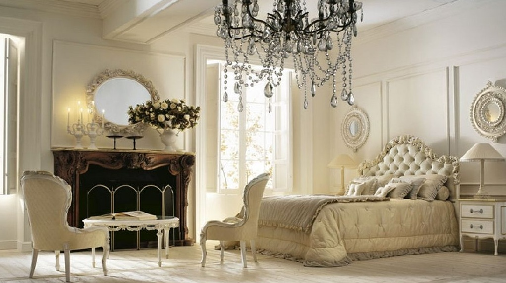 Furniture Stores Dallas: Bedroom Designing with French Antique