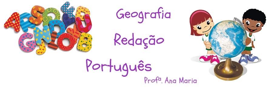4° e 5° anos A/C - Profª. Ana Maria
