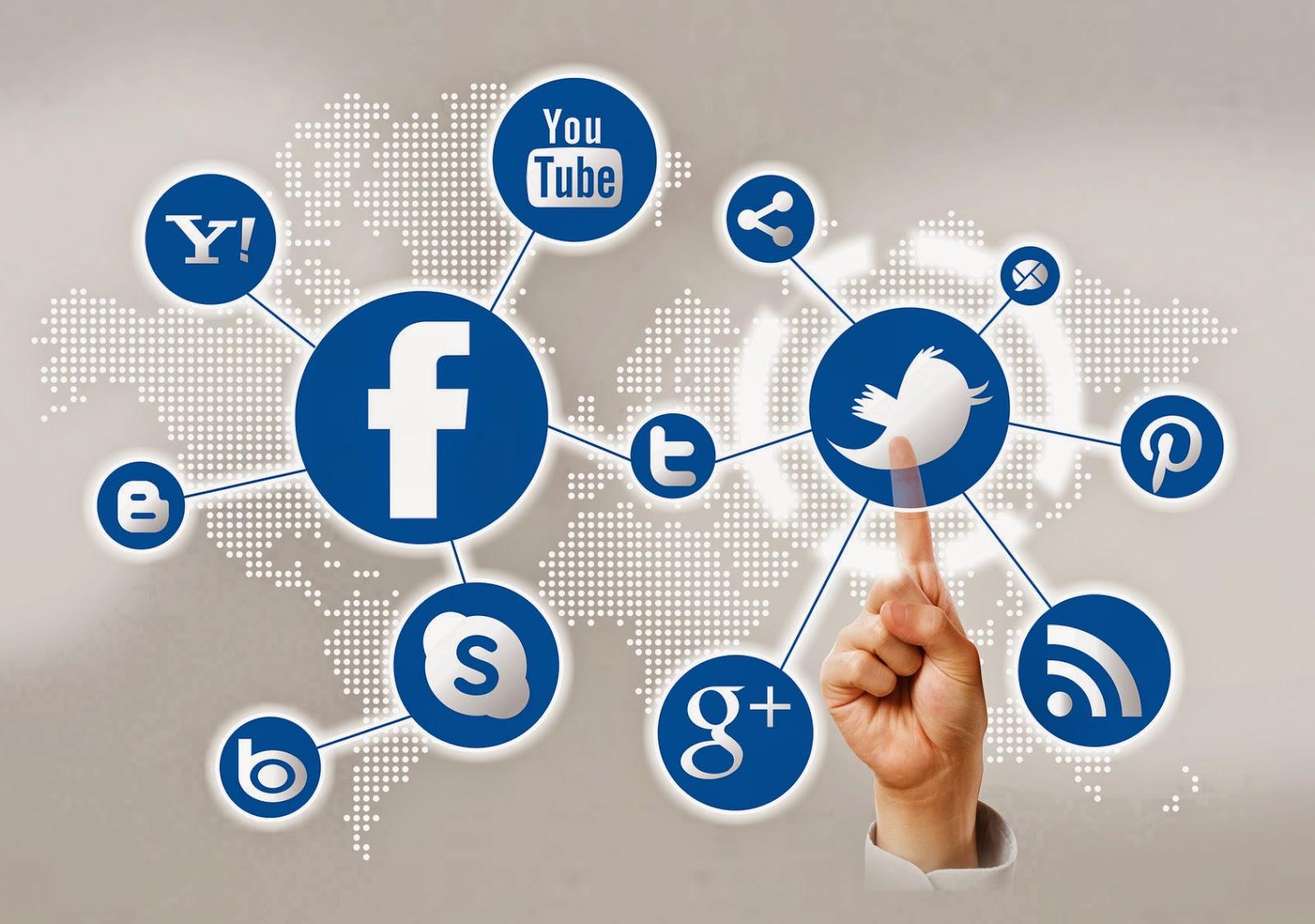 Entenda como as mídias sociais ajudam as empresas a obter mais exposição.
