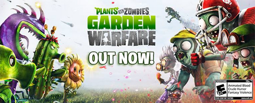 Plants Vs Zombies Gargen Warfare Todo un exito