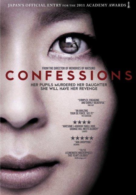 que habeis visto? - Página 17 Confessions