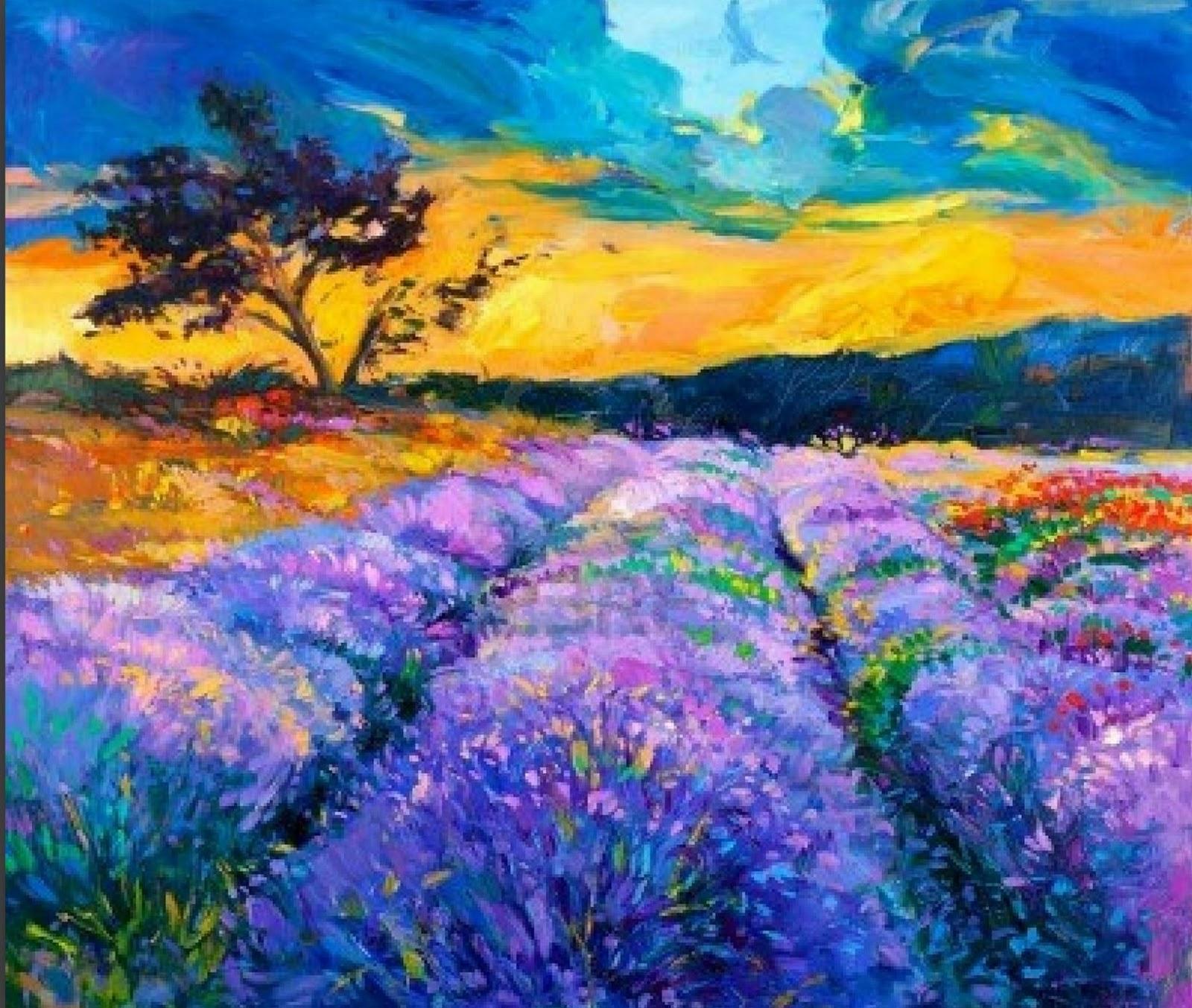 Fotos De Pinturas Famosas De Flores - Cómo pintar flores famosas eHow en Español
