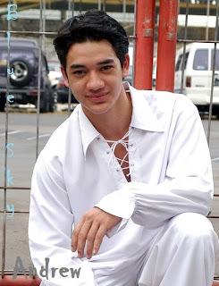 Foto Andrew White - Aktor Indonesia Ganteng