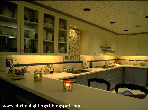 Lights Under Kitchen Cabinets