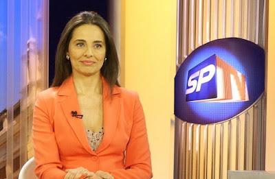 Proibida de se despedir, apresentadora da Globo sai do ar chorando