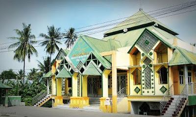 masjid tawaili palu utara