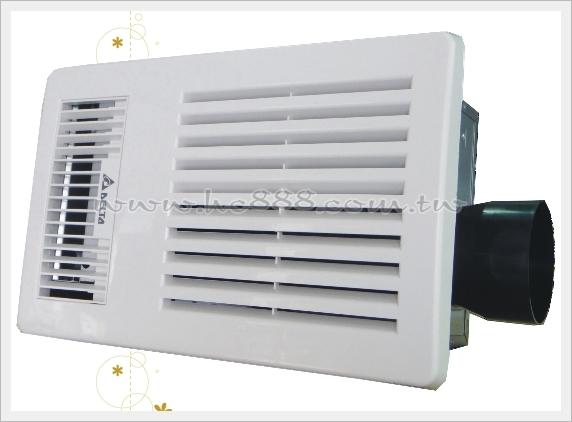 台達電子 多功能暖風機 VHB37ACT