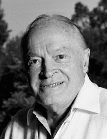 Black and White Photo of Bob Hope ( Leslie Townes Hope)