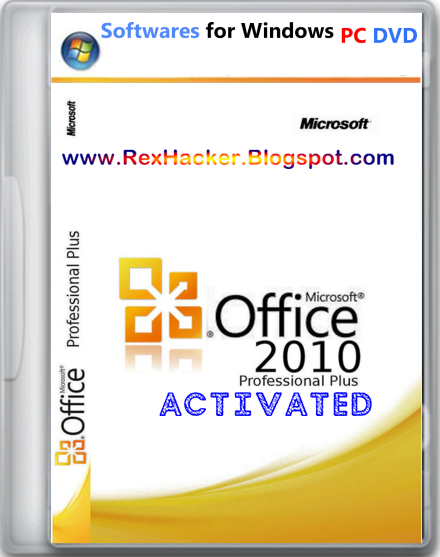 MS Office Professional Plus 2010 Corpora