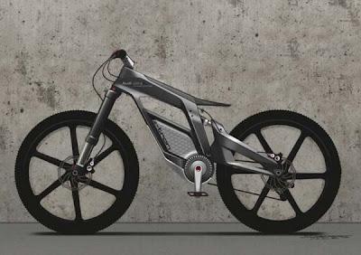 Audi lancar basikal power!